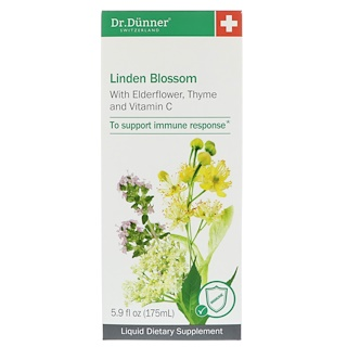 Dr. Dunner, USA, Linden Blossom, 5.9 fl oz (175 ml)