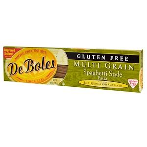 DeBoles, Мультизерновая паста без глютена 8 унции (226 г)