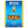 De Cecco, Fusilli No. 34, 1 lb (453 g)