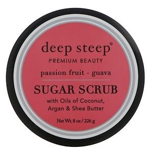 Дип Стип, Sugar Scrub, Passion —  Fruit Guava, 8 oz (226 g) отзывы покупателей