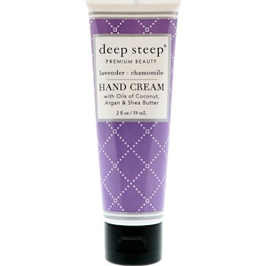 Deep Steep, Hand Cream