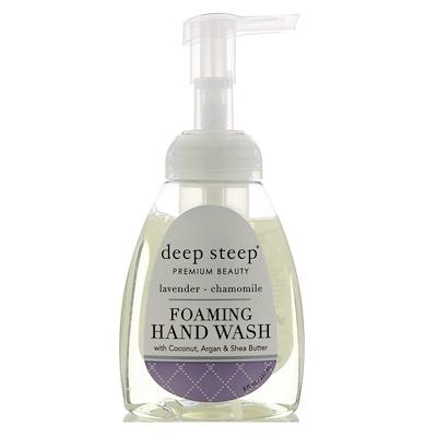 Пенящееся средство для мытья рук с лавандой и ромашкой, 8 жидких унций (237 мл)