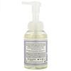 """Deep Steep, סבון ידיים מקציף המכיל קוקוס, ארגן ושיאה, לבנדר-קמומיל, 237 מ""""ל (8 אונקיות נוזל)"""
