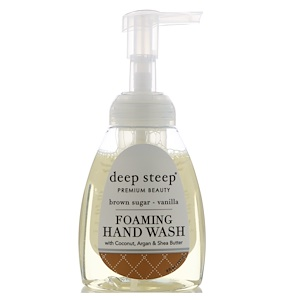 Дип Стип, Foaming Hand Wash, Brown Sugar — Vanilla, 8 fl oz (237 ml) отзывы