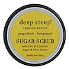 Deep Steep, Sugar Scrub, Pomelo - Bergamota, 8 oz (226 g)