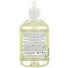 Deep Steep, мыло для рук с аргановым маслом, лемонграсс и жасмин, 520мл (17,6жидк. унции)