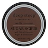 Deep Steep, Sugar Scrub, Vanilla - Coconut, 8 oz (226 g)
