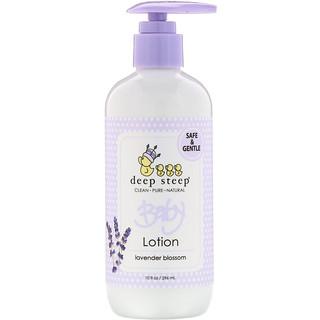 Deep Steep, Baby Lotion, Lavender Blossom, 10 fl oz (296 ml)