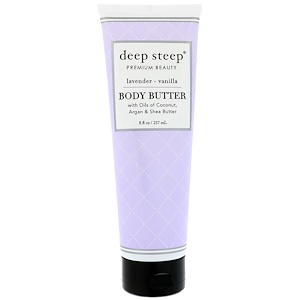Дип Стип, Body Butter, Lavender Vanilla, 8 fl oz (237 ml) отзывы