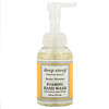 Deep Steep, Foaming Hand Wash, Honey Blossom, 8 fl oz (237 ml)