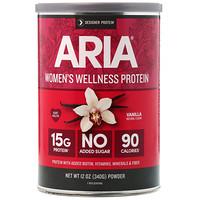 Ария, Белок для женского здоровья, ваниль, 12 унций (340 г) - фото