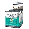 Designer Protein, Designer Whey, Natural 100% Whey Protein, French Vanilla, 12 Packs, 1.09 oz (31 g) Each