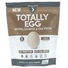 Designer Protein, Totally Egg, натуральный яичный белок с желтком, голландский шоколад, 12,4 унции (352 г)