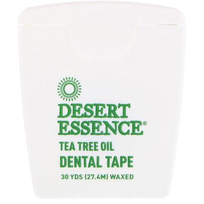 Зубная лента с маслом чайного дерева, покрытая воском, 30 ярдов (27,4 м) xixu 2 10 ярдов