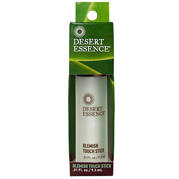 Desert Essence, Blemish Touch Stick, .31 fl oz (9.3 ml)