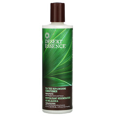 Desert Essence, 茶樹保濕滋養護髮素,12.7 液量盎司(375 毫升)