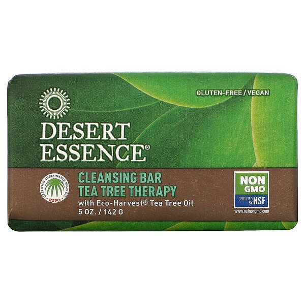 Cleansing Bar Tea Tree Therapy, 5 oz (142 g)