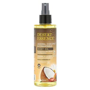Дезерт Эссенс, Jojoba, Coconut & Chamomile Body Oil, 8.28 fl oz (245 ml) отзывы