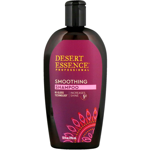 Smoothing Shampoo, 10 fl oz (296 ml)