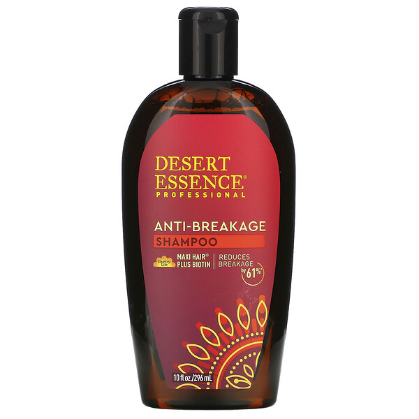 Anti-Breakage Shampoo, 10 fl oz (296 ml)