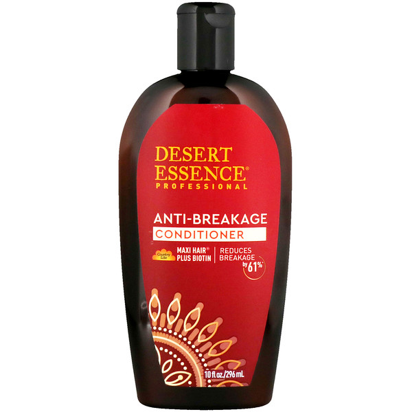 Desert Essence, Anti-Breakage Conditioner, 10 fl oz (296 ml)