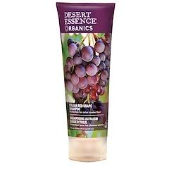 Desert Essence, Organics Shampoo, Italian Red Grape, 8 fl oz (237 ml)