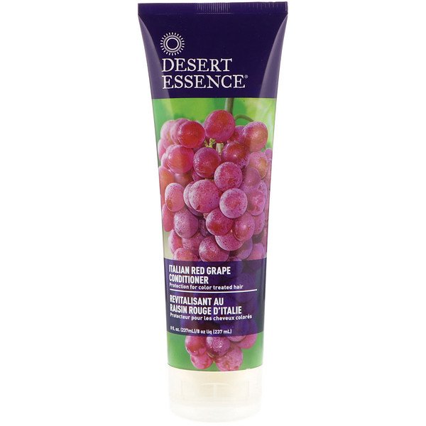 Desert Essence, Conditioner, Italian Red Grape, 8 fl oz (237 ml)