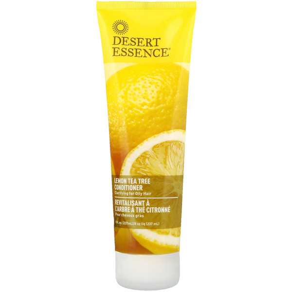 Desert Essence, Conditioner, Lemon Tea Tree, 8 fl oz (237 ml)