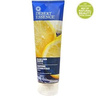 Desert Essence, Italian Lemon Shampoo, 8 fl oz (237 ml)