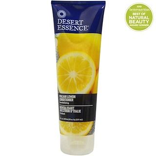 Desert Essence, Italian Lemon Conditioner, Revitalizing, 8 fl oz (237 ml)
