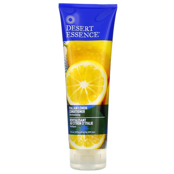 Desert Essence, Conditioner, Italian Lemon , 8 fl oz (237 ml)