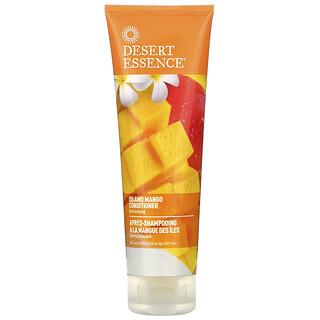 Desert Essence, Conditioner, Island Mango, 8 fl oz (237 ml)