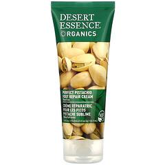 Desert Essence, Organics 系列有機開心果護足霜,3.5 液量盎司(103.5 毫升)