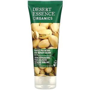 Дезерт Эссенс, Organics, Foot Repair Cream, Perfect Pistachio, 3.5 fl oz (103.5 ml) отзывы покупателей