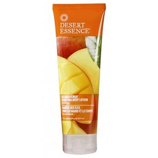 Desert Essence, Hand and Body Lotion, Island Mango, 8 fl oz (237 ml)