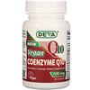 Deva, Vegan, Coenzyme Q10, 100 mg, 90 Tablets