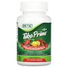 Deva, Tuba Prime Multivitamin, High Potency, 90 Coated Tablets