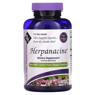 Diamond Herpanacine Associates, Herpanacine, 200 comprimés