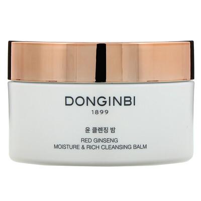 Donginbi Red Ginseng Moisture & Rich Cleansing Balm, 4.73 fl oz (140 ml)