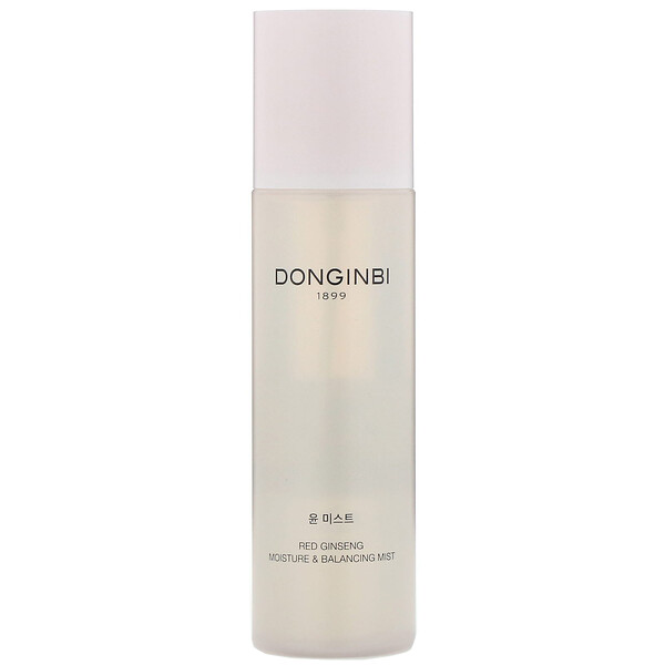 Donginbi, Red Ginseng Moisture & Balancing Mist, 3.38 oz (100 ml) (Discontinued Item)