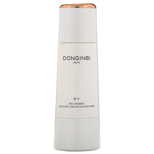 Donginbi, Red Ginseng Moisture & Balancing Softener, 4.39 fl oz (130 ml) (Discontinued Item)
