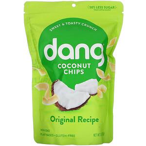 Дэнг Фудс ЛЛС, Coconut Chips, Original Recipe, 3.17 oz (90 g) отзывы