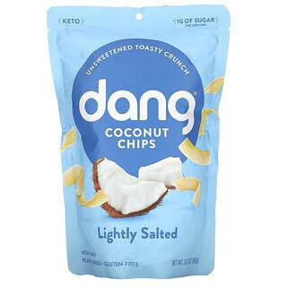 Dang, Coconut Chips, Lightly Salted, 3.17 oz (90 g)