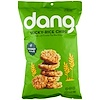 Dang Foods LLC, Sticky-Rice Chips, Coconut, 3.5 oz (100 g)