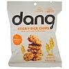 Dang, Chispas de arroz, Receta original, 0,7 oz (20 g)
