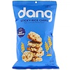 Dang Foods LLC, Sticky-Rice Chips, Aged Cheddar, 3.5 oz (100 g)