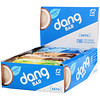 Dang, Keto Bar, Variety Pack, 12 Bars, 1.4 oz (40 g) Each