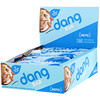 Dang, Keto Bar, Almond Vanilla, 12 Bars, 1.4 oz (40 g) Each