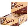 Dang, Keto Bar, Chocolate Sea Salt, 12 Bars, 1.4 oz (40 g) Each