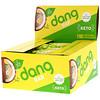 Dang Foods LLC, Кето-батончик, лимонный маття, 12 батончиков, 1,4 унции (40 г) каждый